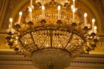 Chandelier Cleaning & Installation